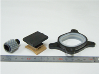 Composite product of Thermoplastic resin + Rubber