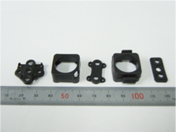 Low resilience rubber (low sulfur)